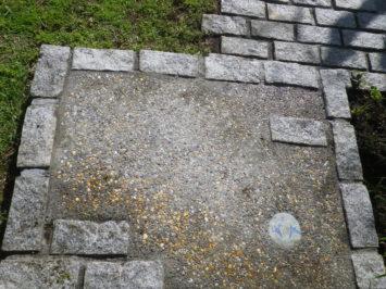 横須賀・葉山・逗子・鎌倉・湘南・川崎・横浜の庭づくりをしている彩葉苑がつくった葉山町O様邸の植栽工事と造園外構工事の写真です。