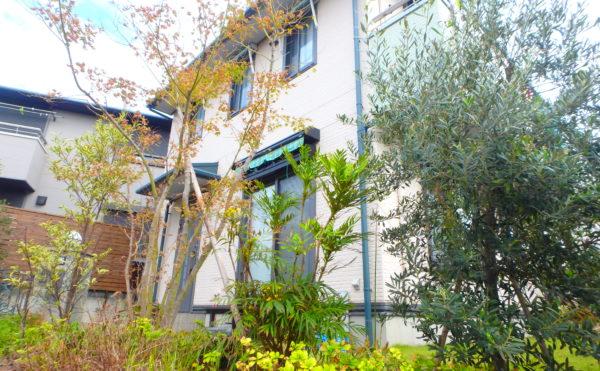 横須賀・葉山・逗子・鎌倉・湘南・川崎・横浜の庭づくりをしている彩葉苑がつくった横須賀N様邸の植栽工事と造園外構工事の写真です。